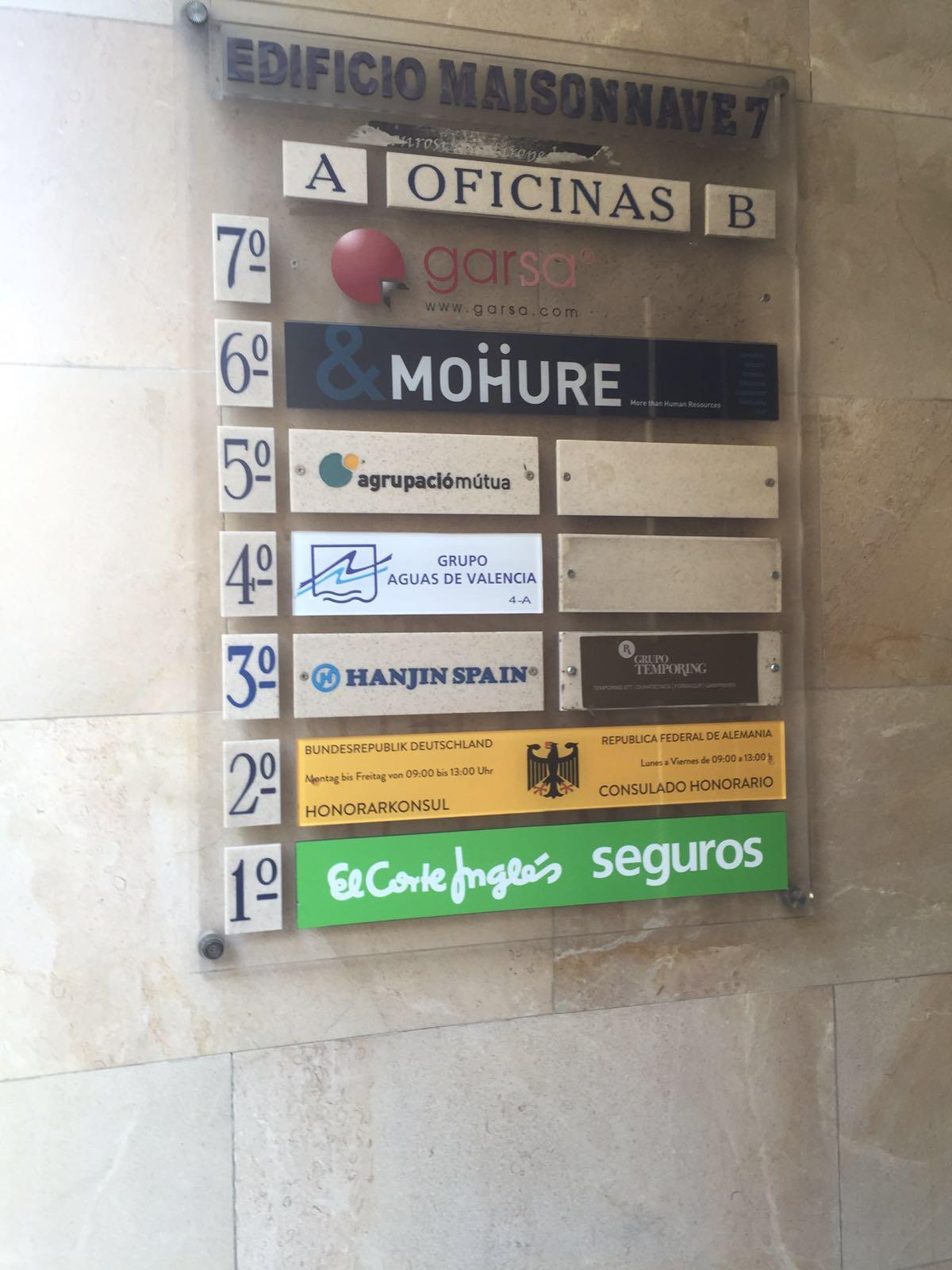 Deutsche Konsulat Alicante